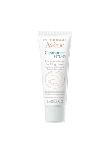 Avene AVENE Cleanance HYDRA Creme Apaisante 40 ml Renksiz
